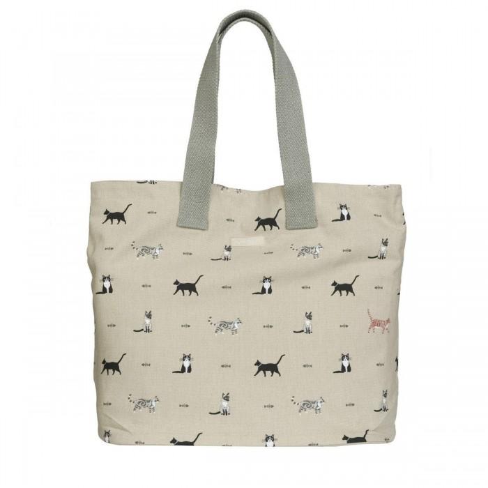 Textilní taška Purrfect