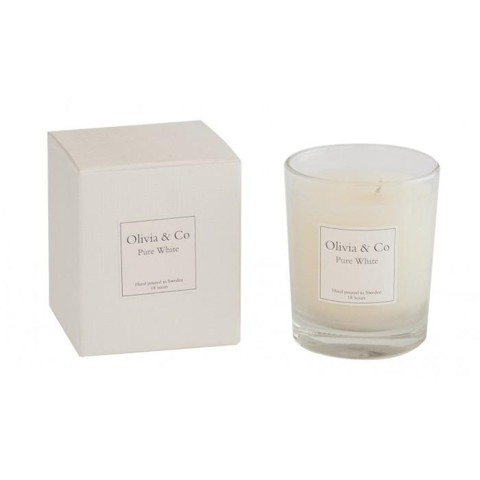 Vonná svíčka Pure white malá
