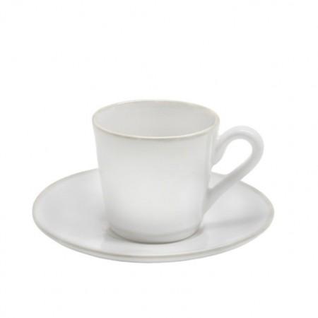 Šálek s podšálkem na espresso Astoria