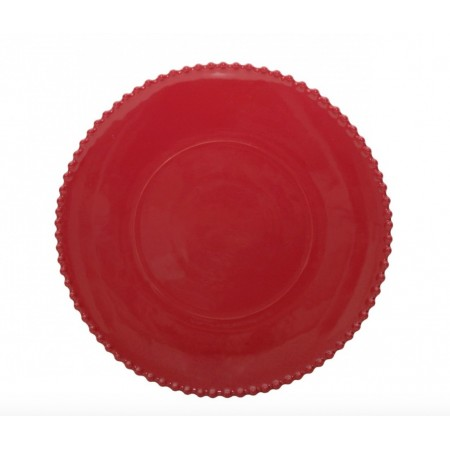 Servírovací talíř Pearl Rubi 34cm