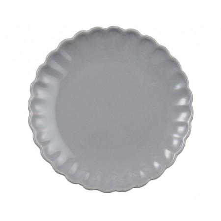 Keramický talíř dezertní Mynte french grey