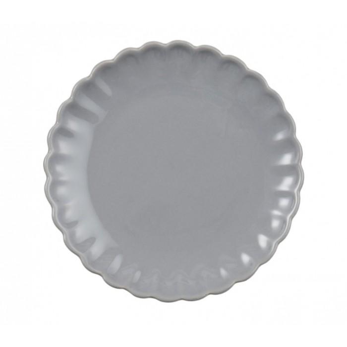 Talíř dezertní Mynte french grey