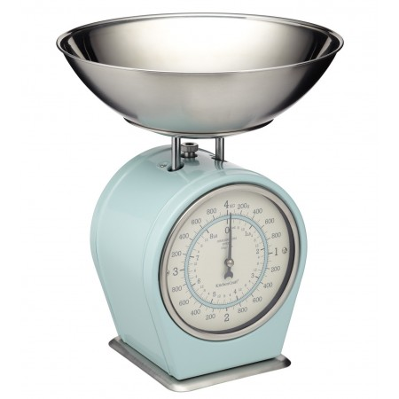 Kuchyňská váha modrá Living Nostalgia