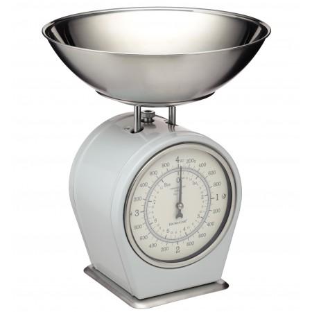 Kuchyňská váha šedá Living Nostalgia