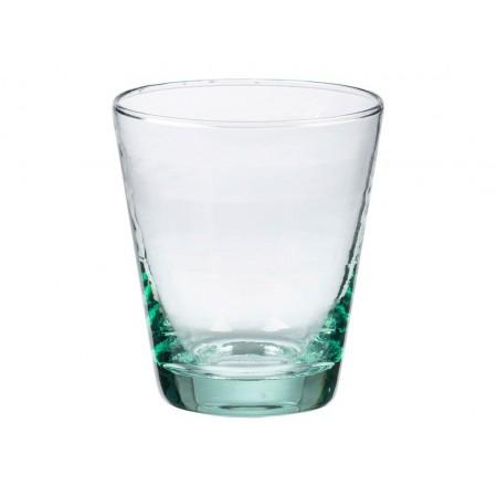Zelená sklenice Kusintha Bitz 300ml