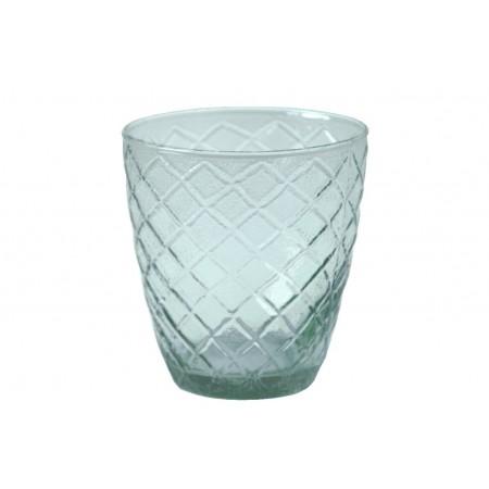 Sklenice z recyklovaného skla Arlequin 370ml