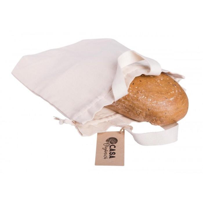 Taška na chléb z biobavlny