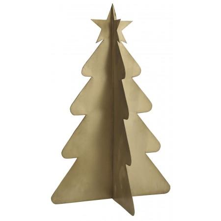 Dekorativní plechový stromek