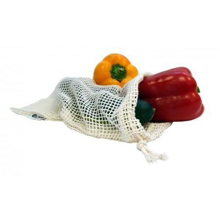 Malý síťovinový sáček na ovoce a zeleninu