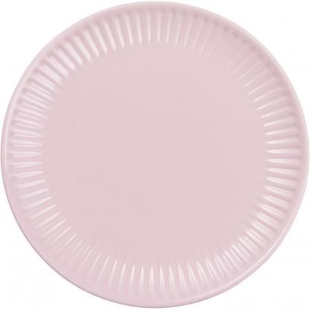 Keramický talíř dezertní Mynte pink