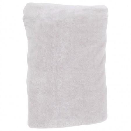 Měkká deka Marmaris grey 130x170cm
