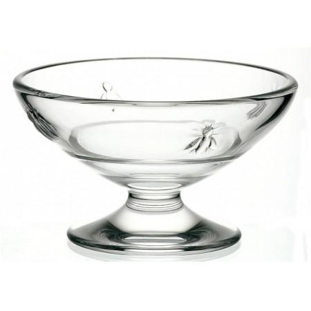 Skleněný pohár na zmrzlinu Abeille
