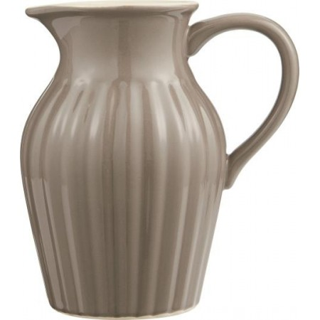 Keramický džbán 19cm Mynte milky brown