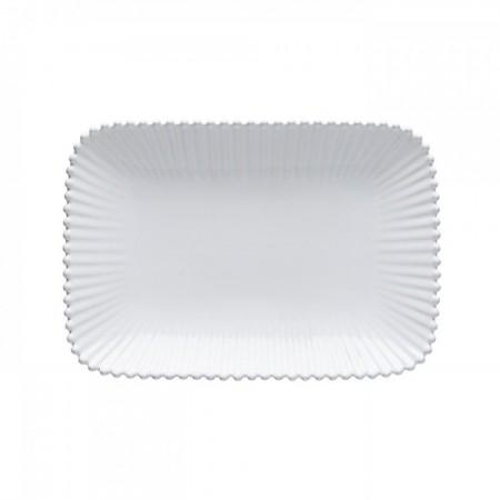 Malý servírovací talíř Pearl 30x21cm
