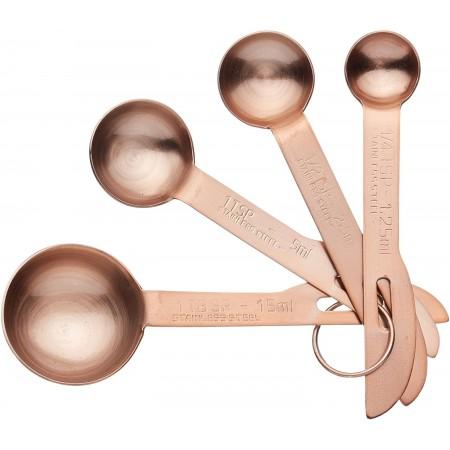 Odměrné lžičky Spoons Copper