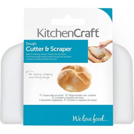 Plastový kuchyňský kráječ / stěrka