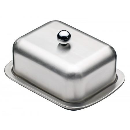 Luxusní nerezová máslenka MasterClass