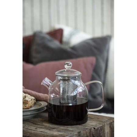 Skleněná konvička na čaj Ib Laursen 1,25l