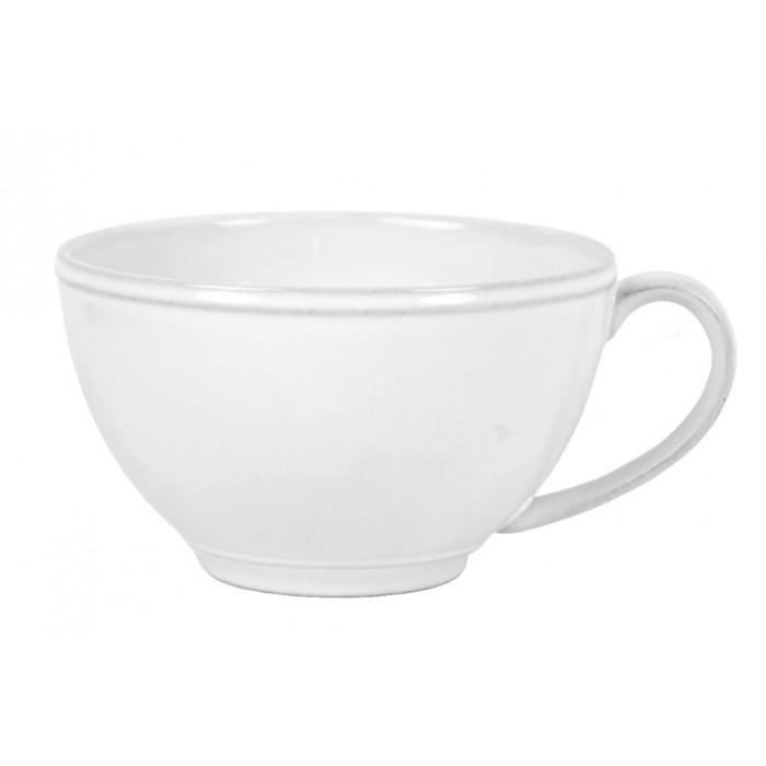 Velký hrnek na čaj Friso bílý 730ml