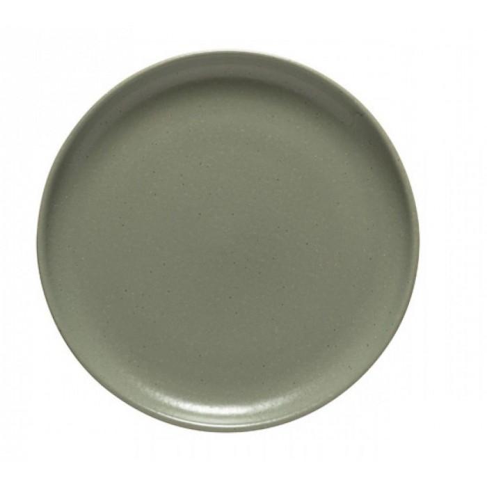 Dezertní talíř Pacifica artichoke green 23cm