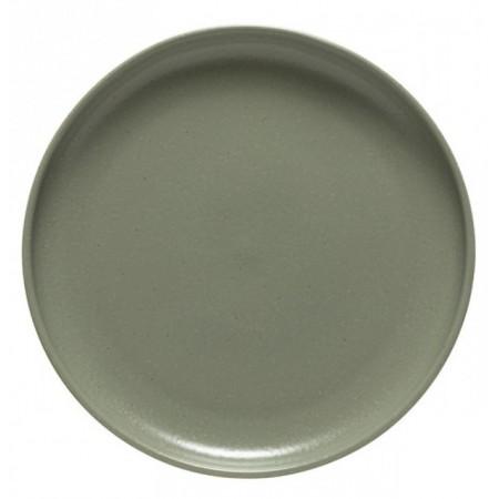 Mělký jídelní talíř Pacifica artichoke green 27cm