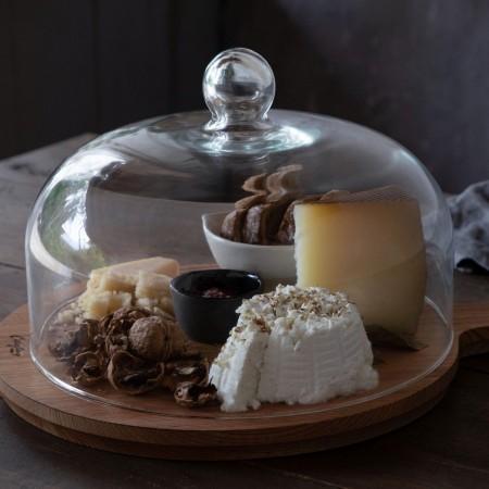 Skleněný poklop na dort Casa Fina 30cm