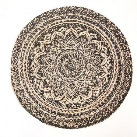 Přírodní jutové prostírání Ornament 38cm
