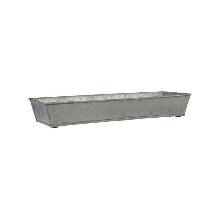 Dekorativní zinkový truhlík Ib Laursen 38cm