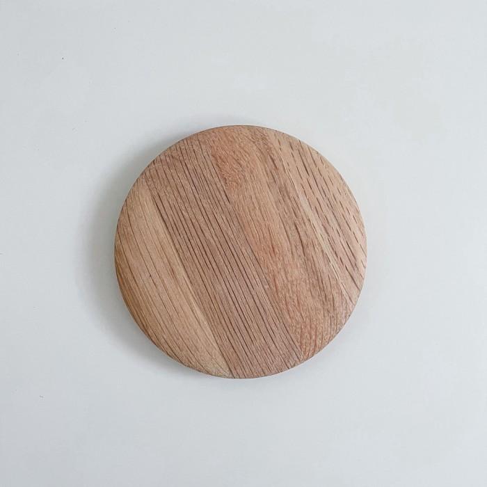 Dřevené víčko na cukřenku Joyn 10cm