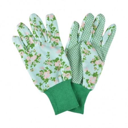 Lehké zahradnické rukavice Roses modré