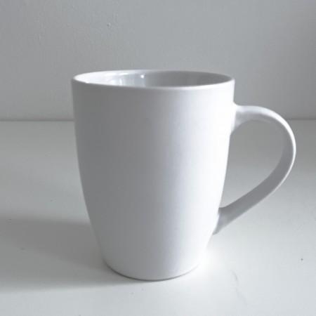 Hrnek na čaj White simple 300ml