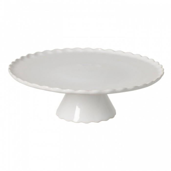 Stojan na dort a zákusky Forma bakeware 34cm bílý